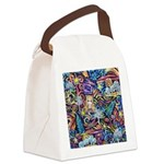 PS-Blondi Canvas Lunch Bag