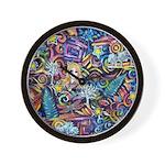 PS-Blondi Wall Clock