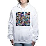 PS-Blondi Women's Hooded Sweatshirt