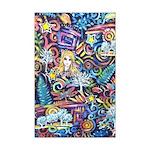 PS-Blondi Mini Poster Print