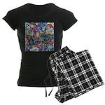 PS-Blondi Women's Dark Pajamas