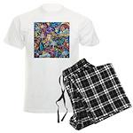 PS-Blondi Men's Light Pajamas