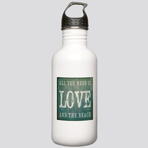 All You Need Is Love A Stainless Water Bottle 1.0L