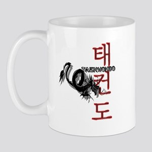 taekwondowhitet Mugs
