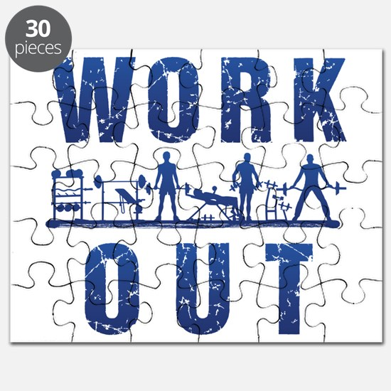 Work out Puzzle