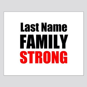 Family Strong Posters