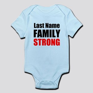 Family Strong Body Suit