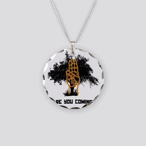 Hunger Games - Are You Coming? Necklace