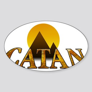 Modern Settlers of Catan Sticker