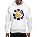 Moby Dick - Retro Seal Hoodie Sweatshirt