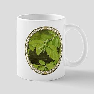 River Birch Leaf Dragon Mug