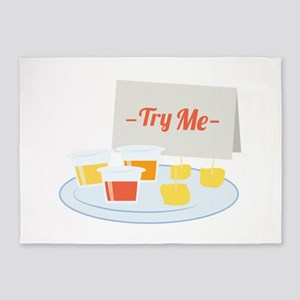 Try Me 5'x7'Area Rug