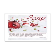 Jesus Is The Reason For Season Wall Sticker