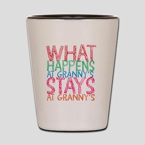 What Happens Shot Glass
