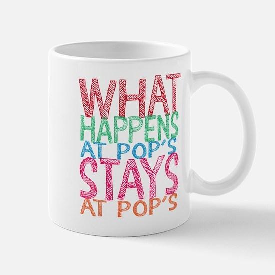 What Happens At Pop's Mugs