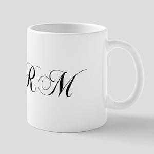 RM-cho black Mugs