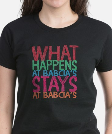 What Happens T-Shirt