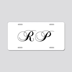 RP-cho black Aluminum License Plate