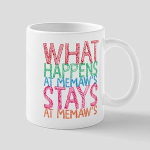 What Happens At Memaw's Mugs
