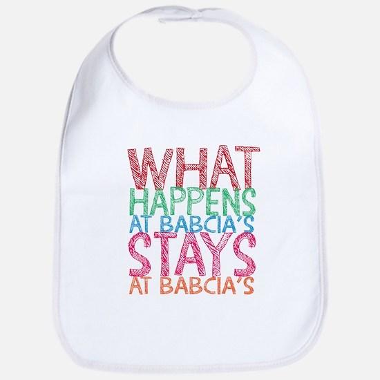 What Happens Babcia's Bib