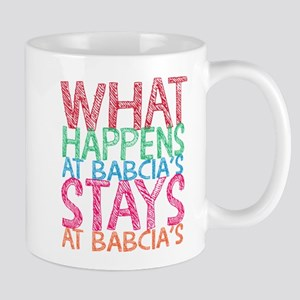 What Happens Babcia's Mugs