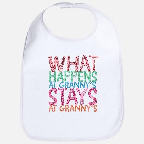 What Happens At Granny's Bib
