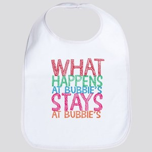 What Happens at Bubbie's Bib