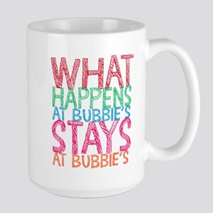 What Happens at Bubbie's Mugs