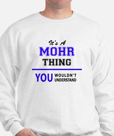 Cool Mohr Sweatshirt
