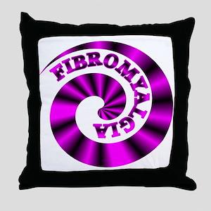 FIBROMYALGIA Throw Pillow