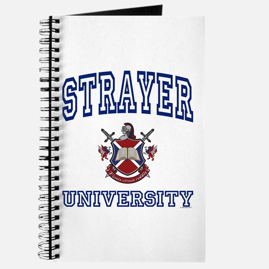 STRAYER University Journal