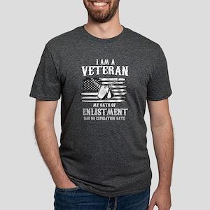 I Am A Veteran T Shirt T-Shirt