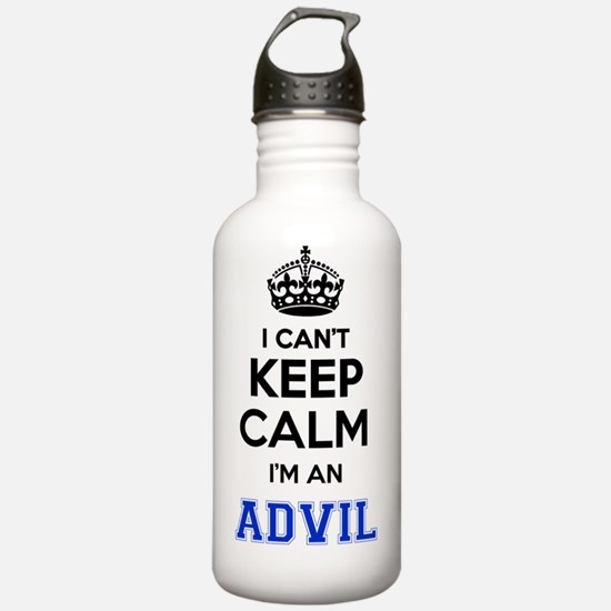 I cant keep calm Water Bottle