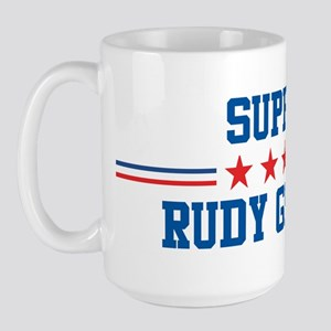 Support RUDY GIULIANI Large Mug