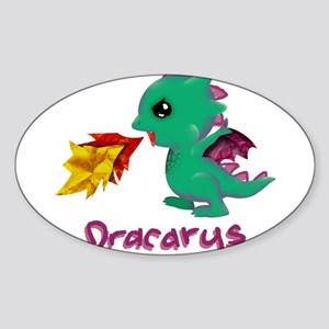 Cute Dragon Dracarys Sticker