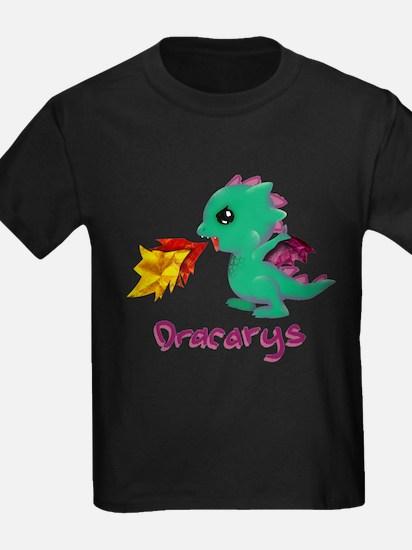 Cute Dragon Dracarys T-Shirt