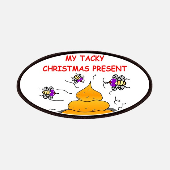 christmas Patches