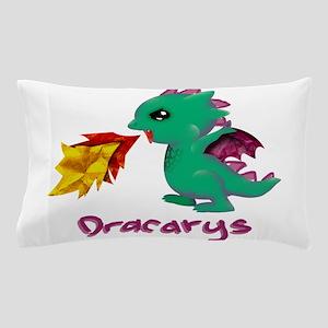 Cute Dragon Dracarys Pillow Case