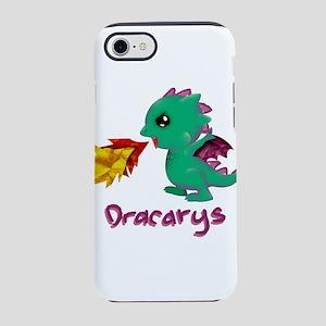 Cute Dragon Dracarys iPhone 7 Tough Case