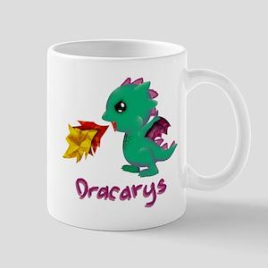 Cute Dragon Dracarys Mugs