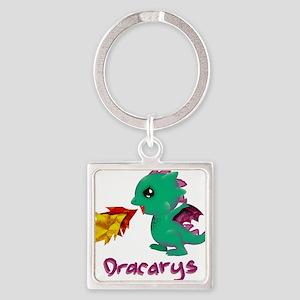 Cute Dragon Dracarys Keychains