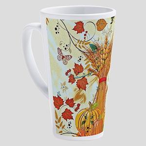 Autumn delight 17 oz Latte Mug