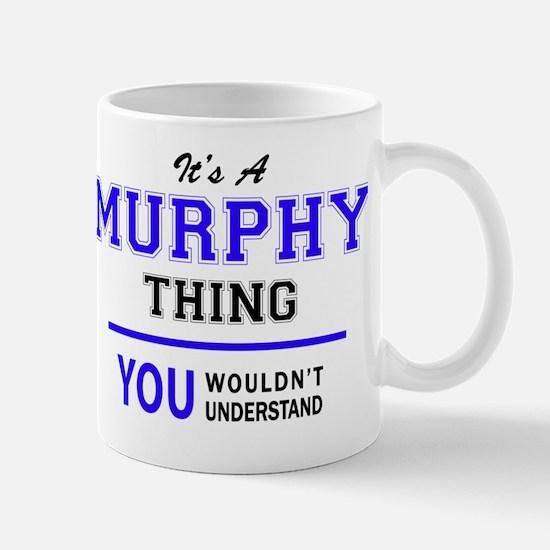 Cute Murphy Mug