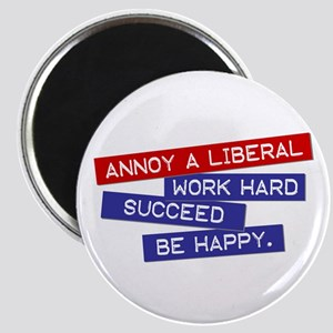 """""""Annoy a Liberal"""" Magnet"""