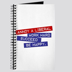 """Annoy a Liberal"" Journal"