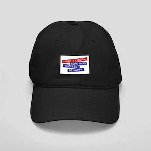 """Annoy a Liberal"" Black Cap"