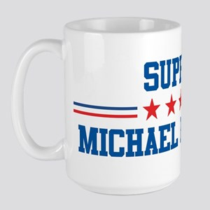 Support MICHAEL MORIARTY Large Mug