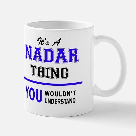 Cute Nadar Mug