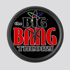 BigBangWClp LCB Large Wall Clock