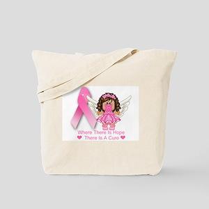 BREAST CANCER (HOPE) Tote Bag